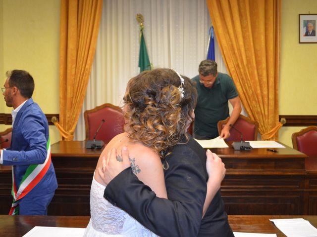 Il matrimonio di Emanuele e Giusy a Gaeta, Latina 102