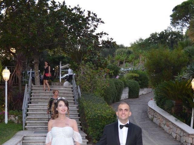 Il matrimonio di Emanuele e Giusy a Gaeta, Latina 106