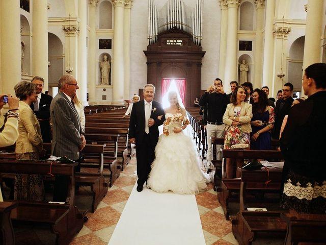 Il matrimonio di Silvia e Riccardo a Villafranca di Verona, Verona 7