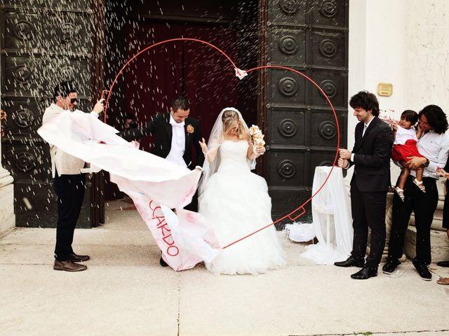 Il matrimonio di Silvia e Riccardo a Villafranca di Verona, Verona 11