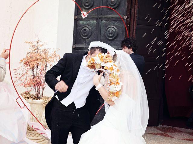 Il matrimonio di Silvia e Riccardo a Villafranca di Verona, Verona 12