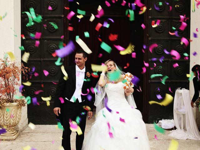 Il matrimonio di Silvia e Riccardo a Villafranca di Verona, Verona 13