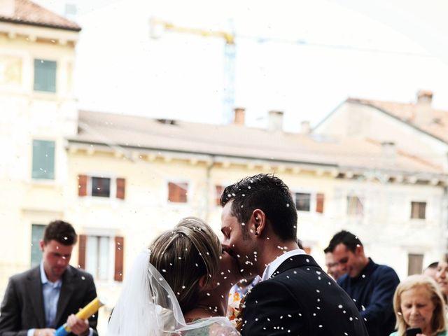Il matrimonio di Silvia e Riccardo a Villafranca di Verona, Verona 15
