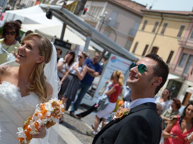 Il matrimonio di Silvia e Riccardo a Villafranca di Verona, Verona 16