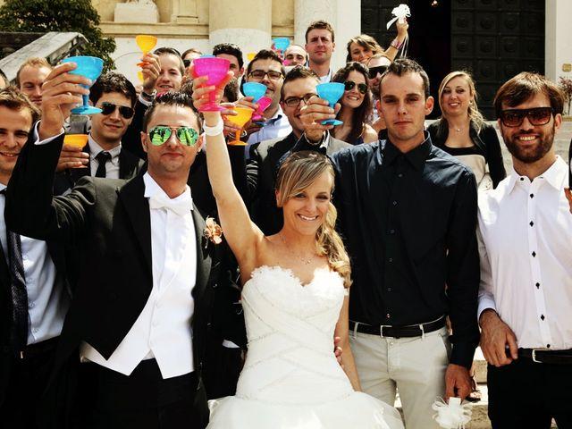 Il matrimonio di Silvia e Riccardo a Villafranca di Verona, Verona 18