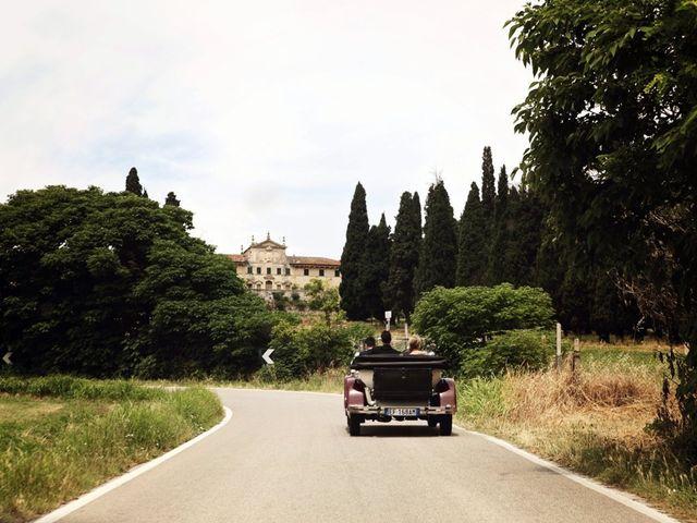 Il matrimonio di Silvia e Riccardo a Villafranca di Verona, Verona 20