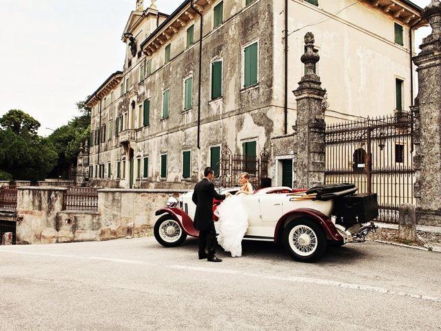 Il matrimonio di Silvia e Riccardo a Villafranca di Verona, Verona 21