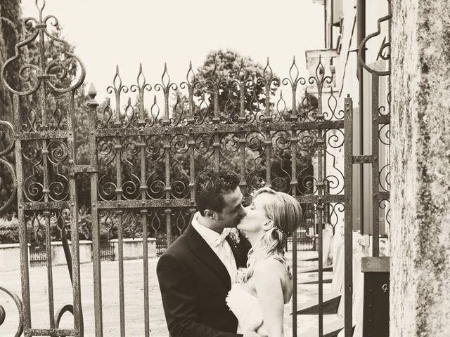 Il matrimonio di Silvia e Riccardo a Villafranca di Verona, Verona 22