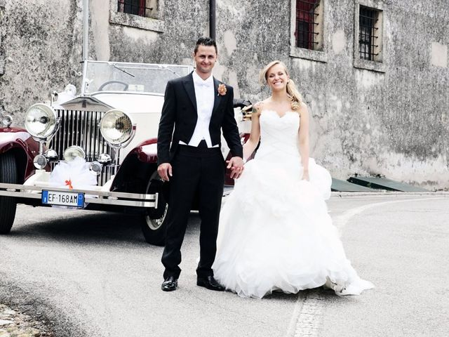 Il matrimonio di Silvia e Riccardo a Villafranca di Verona, Verona 2