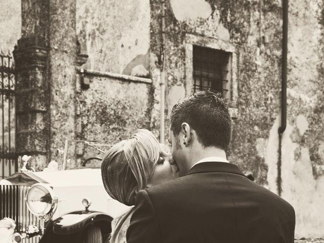 Il matrimonio di Silvia e Riccardo a Villafranca di Verona, Verona 23