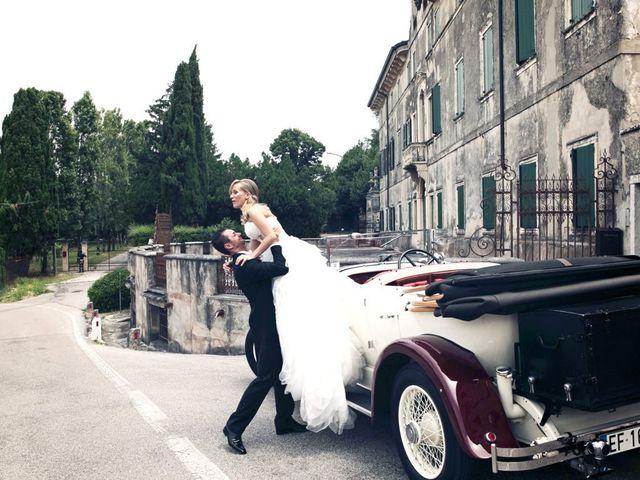 Il matrimonio di Silvia e Riccardo a Villafranca di Verona, Verona 24