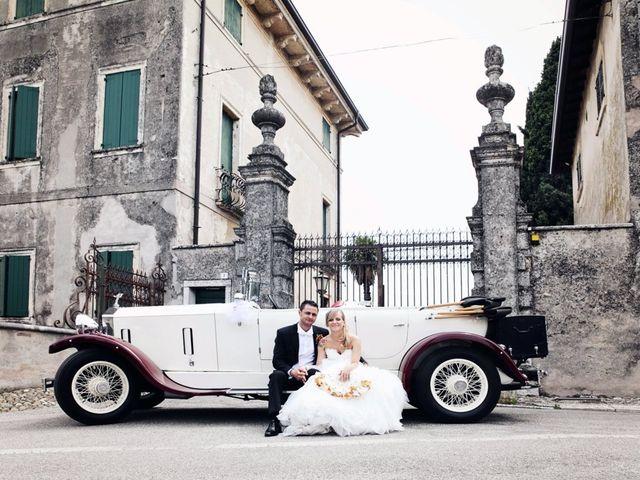 Il matrimonio di Silvia e Riccardo a Villafranca di Verona, Verona 25
