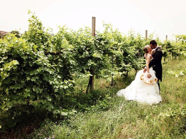 Il matrimonio di Silvia e Riccardo a Villafranca di Verona, Verona 26