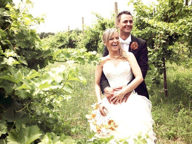 Il matrimonio di Silvia e Riccardo a Villafranca di Verona, Verona 27