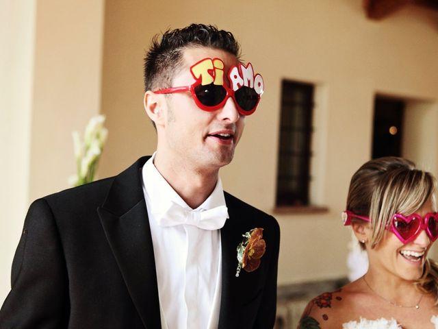 Il matrimonio di Silvia e Riccardo a Villafranca di Verona, Verona 34