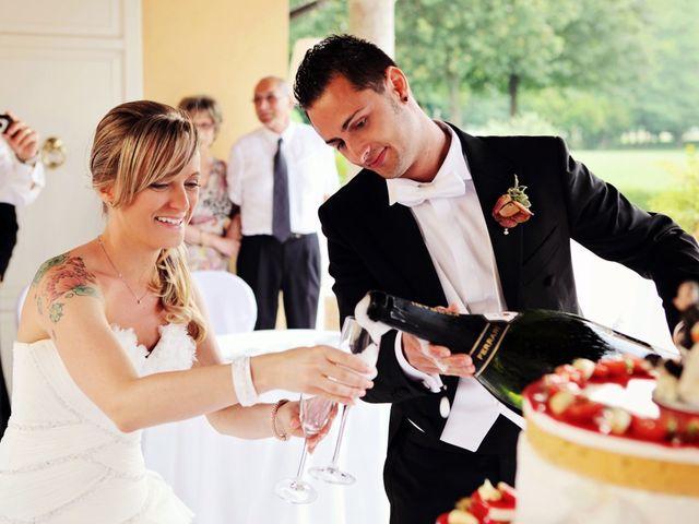 Il matrimonio di Silvia e Riccardo a Villafranca di Verona, Verona 41
