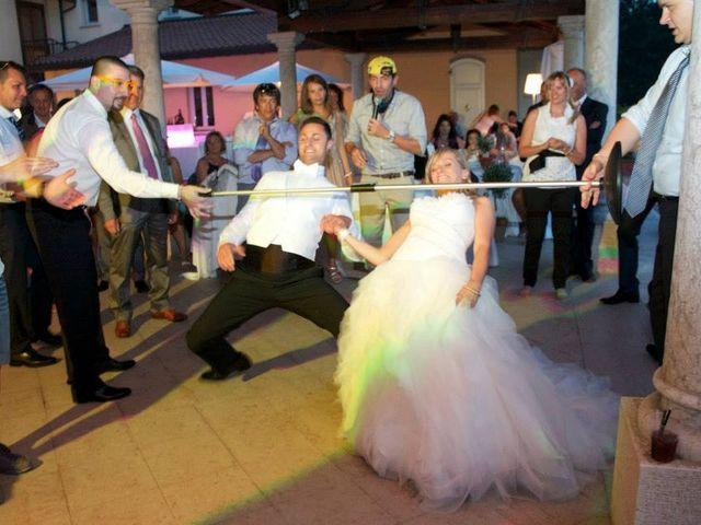 Il matrimonio di Silvia e Riccardo a Villafranca di Verona, Verona 54