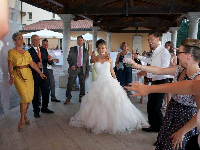 Il matrimonio di Silvia e Riccardo a Villafranca di Verona, Verona 55