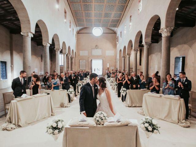 Il matrimonio di Riccardo e Alessandra a Roma, Roma 39
