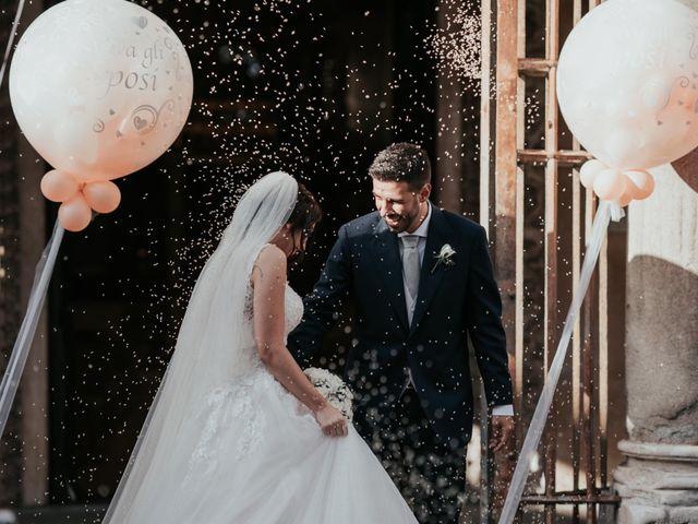 Il matrimonio di Riccardo e Alessandra a Roma, Roma 45