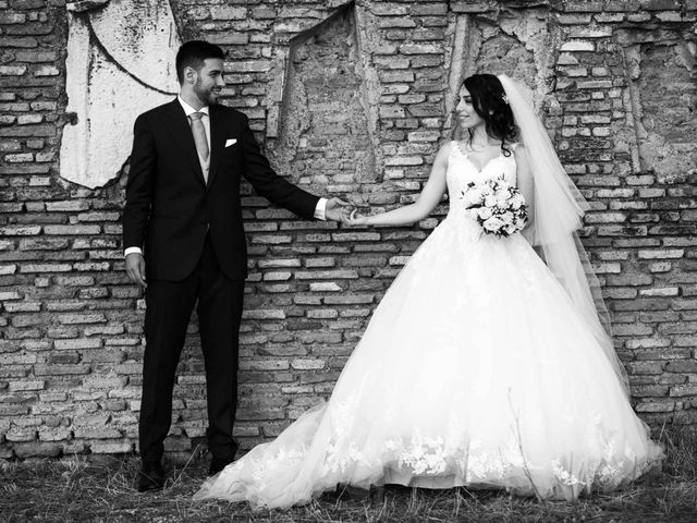 Il matrimonio di Riccardo e Alessandra a Roma, Roma 57