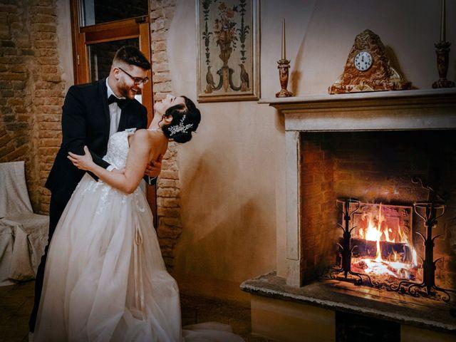 Il matrimonio di Samuele e Eliana a Cislago, Varese 43