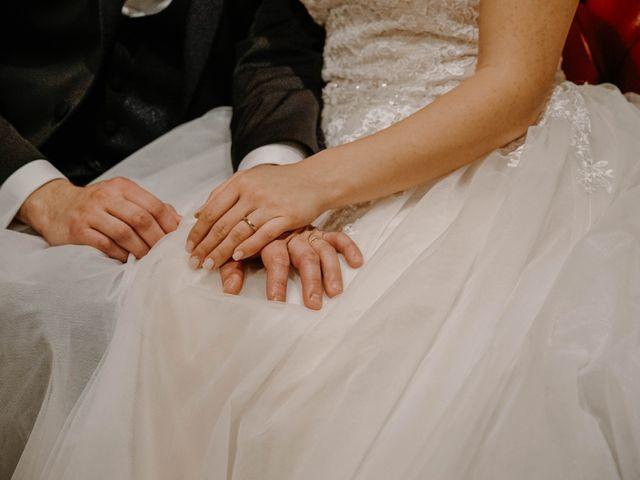 Il matrimonio di Samuele e Eliana a Cislago, Varese 44