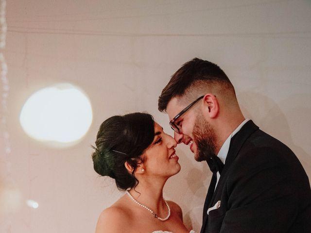 Il matrimonio di Samuele e Eliana a Cislago, Varese 50
