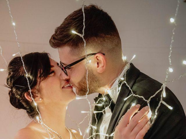 Il matrimonio di Samuele e Eliana a Cislago, Varese 52