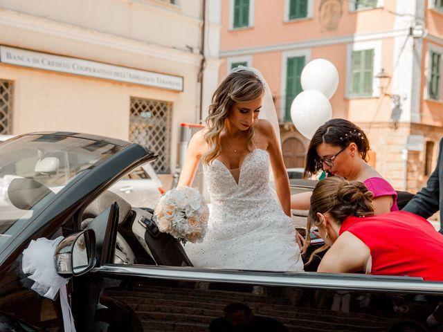 Il matrimonio di Mario e Lucrezia a Mosciano Sant'Angelo, Teramo 33