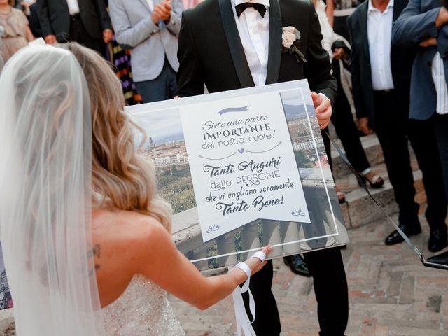 Il matrimonio di Mario e Lucrezia a Mosciano Sant'Angelo, Teramo 49