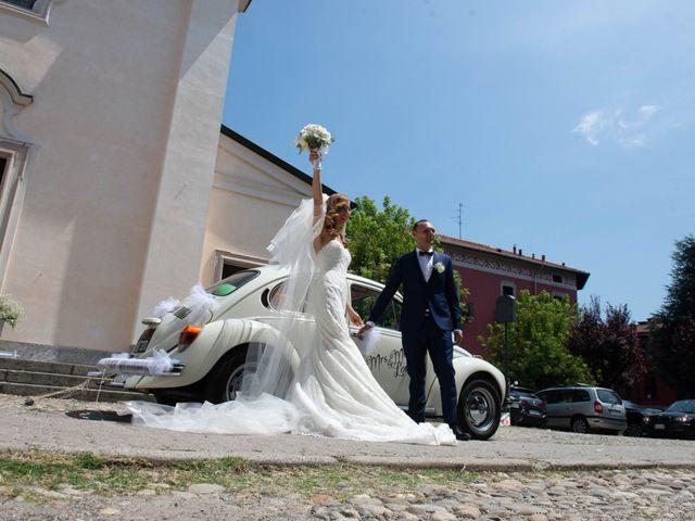 Il matrimonio di Marco e Gaia a Lesmo, Monza e Brianza 3