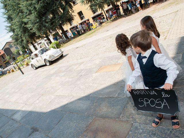 Il matrimonio di Marco e Gaia a Lesmo, Monza e Brianza 25