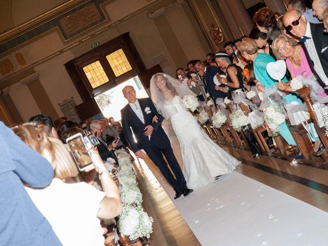 Il matrimonio di Marco e Gaia a Lesmo, Monza e Brianza 29