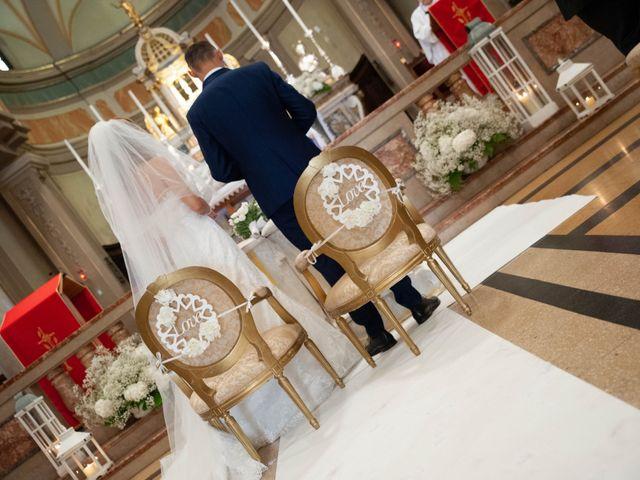 Il matrimonio di Marco e Gaia a Lesmo, Monza e Brianza 31