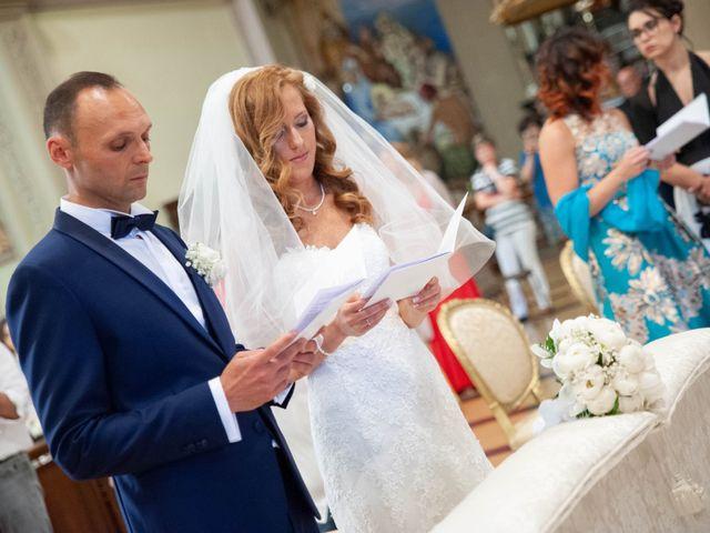 Il matrimonio di Marco e Gaia a Lesmo, Monza e Brianza 32