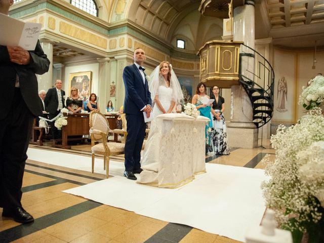 Il matrimonio di Marco e Gaia a Lesmo, Monza e Brianza 34
