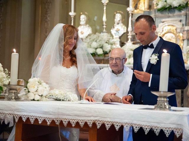 Il matrimonio di Marco e Gaia a Lesmo, Monza e Brianza 35