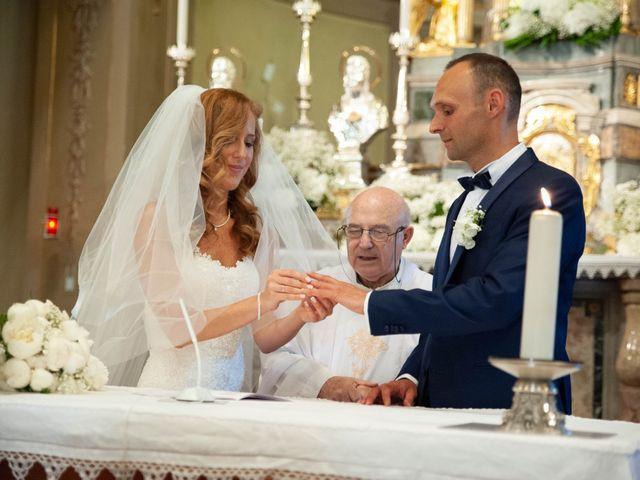 Il matrimonio di Marco e Gaia a Lesmo, Monza e Brianza 36