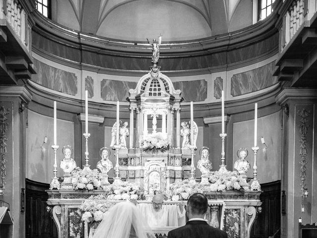Il matrimonio di Marco e Gaia a Lesmo, Monza e Brianza 37