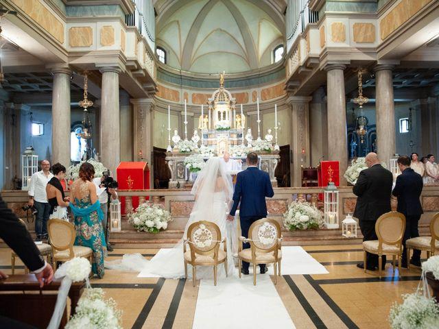 Il matrimonio di Marco e Gaia a Lesmo, Monza e Brianza 38