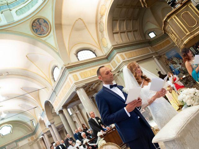 Il matrimonio di Marco e Gaia a Lesmo, Monza e Brianza 39