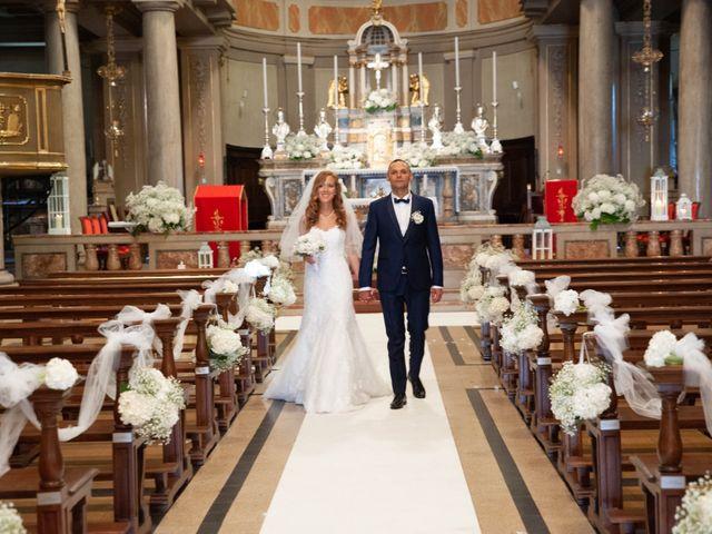 Il matrimonio di Marco e Gaia a Lesmo, Monza e Brianza 41