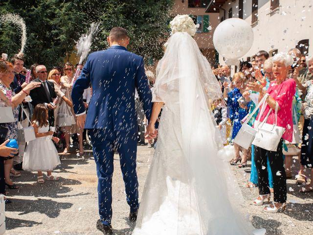 Il matrimonio di Marco e Gaia a Lesmo, Monza e Brianza 42