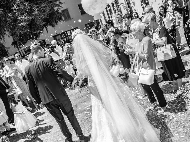 Il matrimonio di Marco e Gaia a Lesmo, Monza e Brianza 43