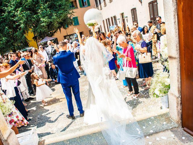 Il matrimonio di Marco e Gaia a Lesmo, Monza e Brianza 1