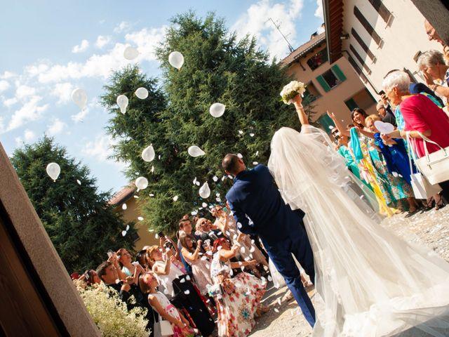 Il matrimonio di Marco e Gaia a Lesmo, Monza e Brianza 44