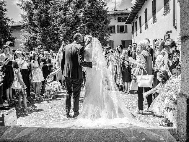 Il matrimonio di Marco e Gaia a Lesmo, Monza e Brianza 45