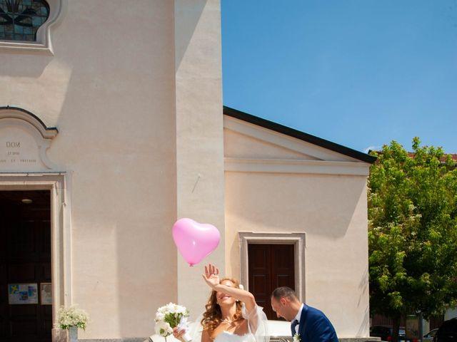 Il matrimonio di Marco e Gaia a Lesmo, Monza e Brianza 47