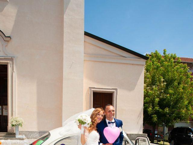 Il matrimonio di Marco e Gaia a Lesmo, Monza e Brianza 48